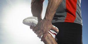Brown, Human leg, Joint, Plain, Knee, Asphalt, Thigh, Calf, Muscle, Street fashion,