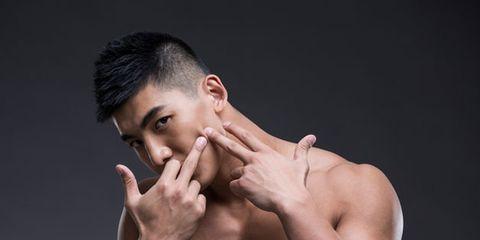 Ear, Finger, Lip, Cheek, Skin, Chin, Human body, Shoulder, Wrist, Hand,