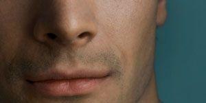 Lip, Cheek, Facial hair, Skin, Hairstyle, Chin, Forehead, Shoulder, Eyebrow, Joint,