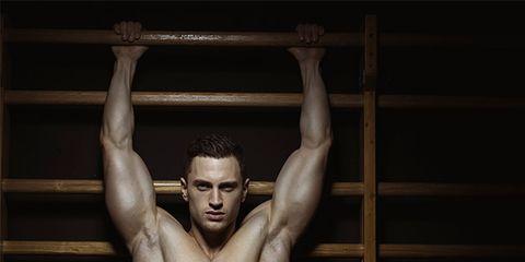 Finger, Skin, Human body, Human leg, Chin, Shoulder, Wrist, Chest, Elbow, Standing,