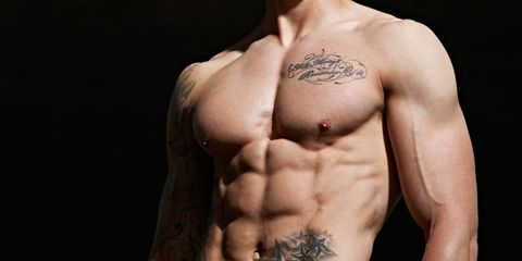 Tattoo, Skin, Shoulder, Joint, Chest, Back, Muscle, Trunk, Barechested, Abdomen,