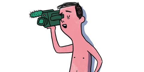 Cartoon, Clip art, Illustration, Graphics, Muscle, Style, Drinking,