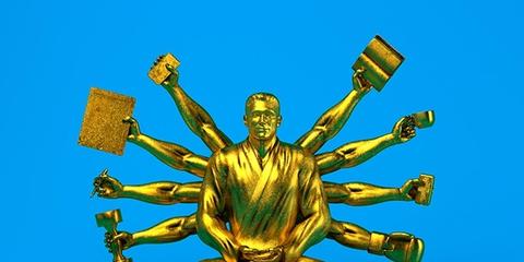 Sculpture, Wrist, Chest, Metal, Muscle, Trunk, Symbol, Statue, Bronze, Brass,