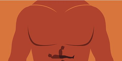 Shoulder, Orange, Amber, Muscle, Peach, Illustration, Animation, Drawing, Graphics, Painting,