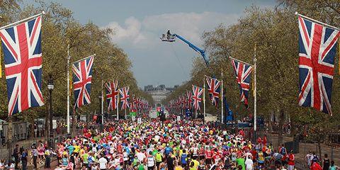 Crowd, People, Marathon, Running, Product, Recreation, Half marathon, Long-distance running, Event, Ultramarathon,