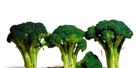 cfaeb320 Need an excuse to add more broccoli to your plate this week? Don't turn  your nose up: the University of Illinois found broccoli may be the latest  vegetable ...