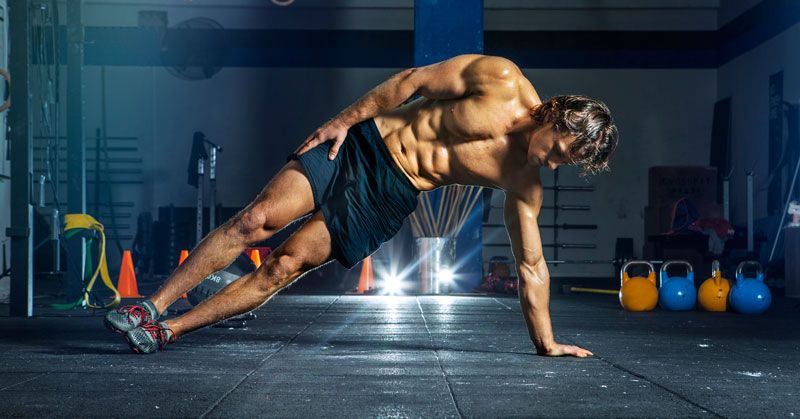 This 6-move Bodyweight Workout Will Make You Seriously Lean