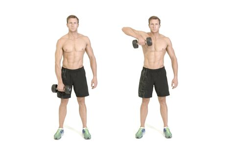 Shoulder, Standing, Exercise equipment, Arm, Weights, Joint, Dumbbell, Leg, Sportswear, Human leg,