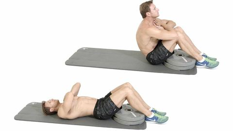 Joint, Arm, Leg, Knee, Crunch, Muscle, Physical fitness, Human body, Sitting, Exercise,