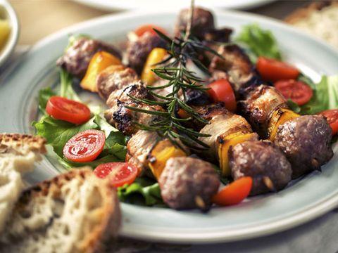 Dish, Food, Cuisine, Shashlik, Skewer, Brochette, Souvlaki, Ingredient, Meat, Sheftalia,