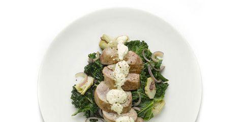 Food, Ingredient, Dishware, Cuisine, Fines herbes, Recipe, Serveware, Garnish, Dish, Leaf vegetable,