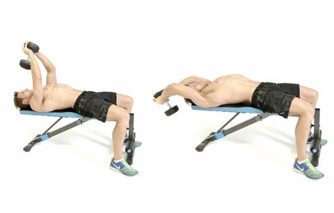 arm, leg, joint, bench, shoulder, press up, chest, muscle, knee, human body,