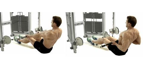 Gym, Arm, Leg, Shoulder, Bench, Exercise equipment, Physical fitness, Chest, Muscle, Weightlifting machine,