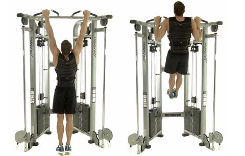 Leg, Human leg, Exercise equipment, Shoulder, Standing, Exercise machine, Joint, Physical fitness, Elbow, Room,