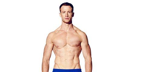 Human, Skin, Human body, Trousers, Shoulder, Facial hair, Standing, Human leg, Chest, Joint,