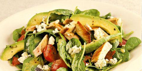 Food, Salad, Dishware, Vegetable, Ingredient, Cuisine, Produce, Leaf vegetable, Tableware, Vegan nutrition,