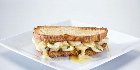 Food, Finger food, Ingredient, Cuisine, Sandwich, Dish, Plate, Breakfast, Dishware, Tableware,