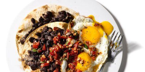 Food, Ingredient, Breakfast, Bowl, Kitchen utensil, Recipe, Meal, Produce, Spoon, Delicacy,