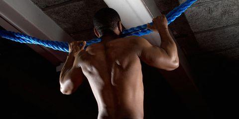 Shoulder, Elbow, Wrist, Human leg, Joint, Standing, Back, Chest, Barechested, Trunk,