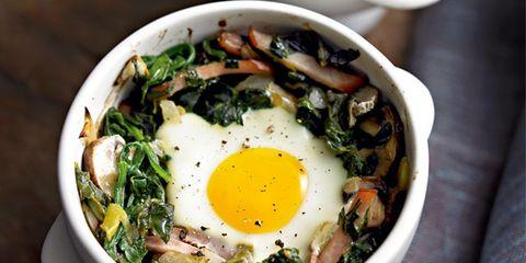 Food, Egg yolk, Ingredient, Meal, Dish, Cuisine, Fried egg, Breakfast, Recipe, Egg white,