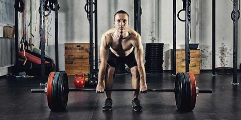 Weights, Barbell, Physical fitness, Human leg, Room, Chin, Chest, Shoulder, Exercise equipment, Exercise,