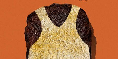 Clothing, Yellow, Outerwear, Knitting, Crochet, Wool, Bread, Dish, Pattern,
