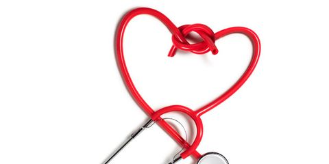 Carmine, Coquelicot, Silver, Medical equipment, Nickel, Surgical instrument, Transparent material, Stethoscope, Heart,