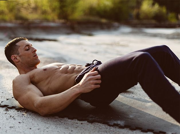 How to get six pack abs in one day