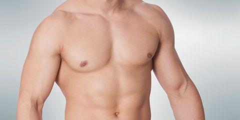 Skin, Shoulder, Joint, Chest, Barechested, Trunk, Back, Muscle, Abdomen, Organ,