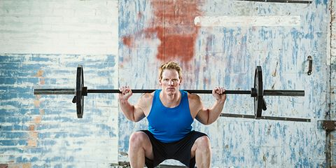 Human leg, Chin, Shoulder, Weights, Elbow, Weightlifter, Barbell, Joint, Exercise, Physical fitness,