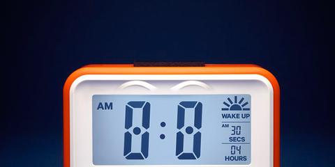 Digital clock, Clock, Pedometer, Radio clock, Technology, Alarm clock, Home accessories, Timer, Font, Electronic device,