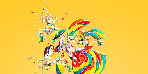 Graphic design, Lollipop, Stick candy, Illustration, Font, Graphics, Confectionery, Candy, Wheel, Art,