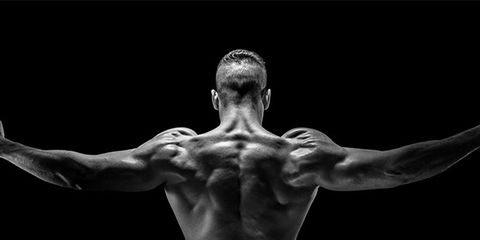 Bodybuilder, Bodybuilding, Muscle, Shoulder, Standing, Arm, Physical fitness, Joint, Chest, Abdomen,