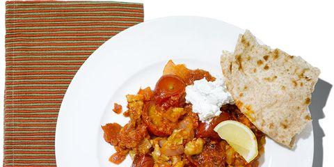 Food, Cuisine, Dish, Tableware, Dishware, Plate, Finger food, Ingredient, Serveware, Recipe,