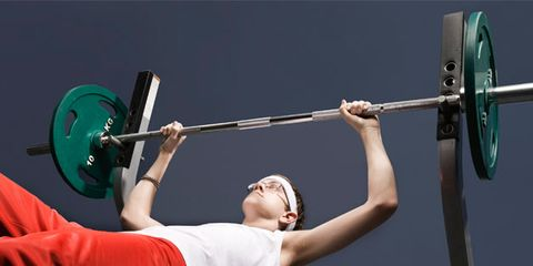 Human leg, Chin, Physical fitness, Shoulder, Elbow, Exercise equipment, Wrist, Weights, Chest, Weightlifter,