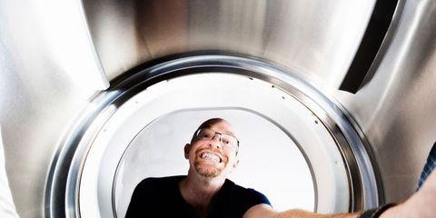 Comfort, Shoulder, Elbow, Wrist, Major appliance, Machine, Gas, Circle, Home appliance, Washing machine,