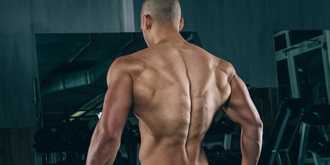 Barechested, Muscle, Bodybuilding, Shoulder, Arm, Chest, Bodybuilder, Abdomen, Physical fitness, Human body,