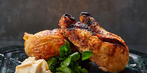 Food, Cuisine, Ingredient, Hendl, Dish, Chicken meat, Dishware, Cooking, Recipe, Roasting,