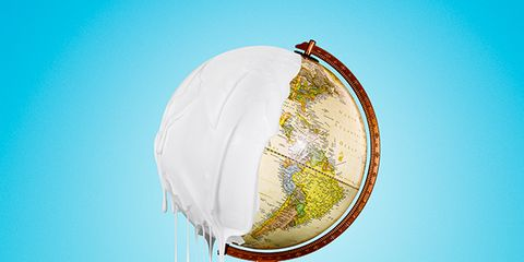 Globe, World, Furniture, Interior design, Sphere,