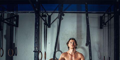 Barechested, Physical fitness, Muscle, Bodybuilding, Bodybuilder, Standing, Arm, Shoulder, Crossfit, Abdomen,