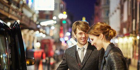 Coat, Trousers, Shirt, Collar, Outerwear, Suit, Dress shirt, Street fashion, Formal wear, Street,