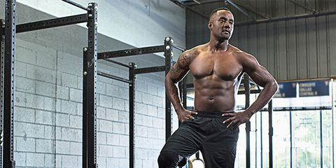 Physical fitness, Strength training, Bodybuilding, Weights, Bodybuilder, Weight training, Exercise equipment, Chest, Shoulder, Muscle,