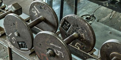 What you can learn from americas oldest weights room