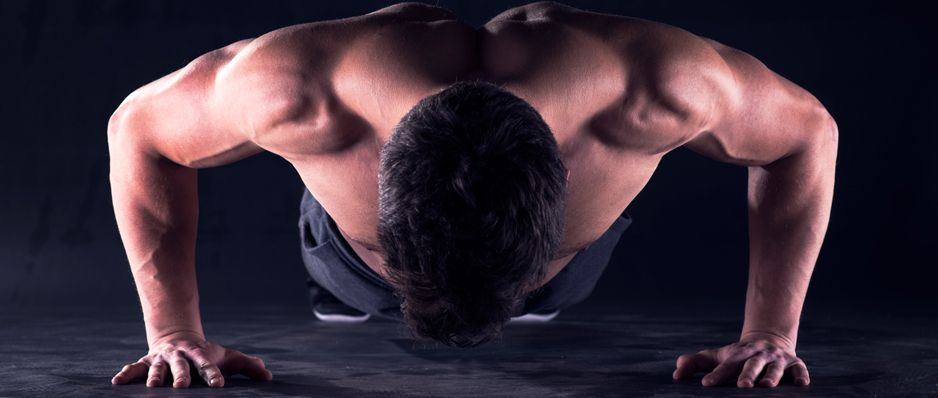 The no-gym full-body calisthenics circuit