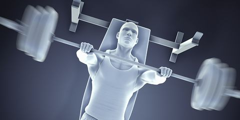 Shoulder, Joint, Wrist, Chest, Muscle, Trunk, Abdomen, Animation, Physical fitness, Sword,