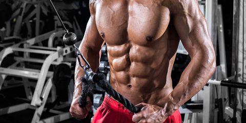 Skin, Shoulder, Chest, Joint, Standing, Barechested, Muscle, Trunk, Bodybuilder, Abdomen,