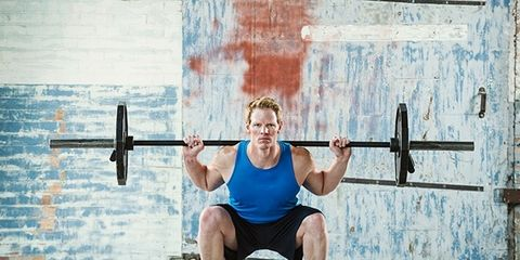 Human leg, Chin, Shoulder, Elbow, Weights, Joint, Exercise, Physical fitness, Weightlifter, Chest,