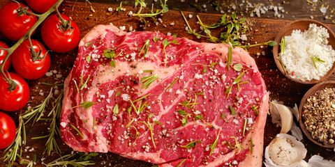 Ingredient, Food, Beef, Red meat, Cuisine, Meat, Animal product, Animal fat, Pork, Fruit,