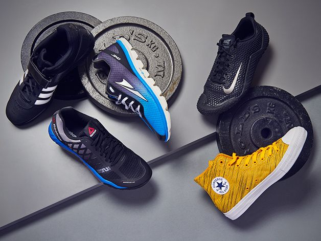 5 best trainers for the gym