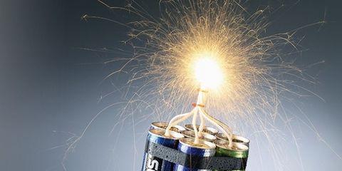 Sky, Fireworks, Drink, Event, Sparkler, Recreation, Holiday, Beer, Energy drink,